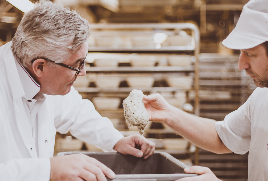Ehrlich bis ins letzte Korn – Vom Besuch in der Bäckerei Hager