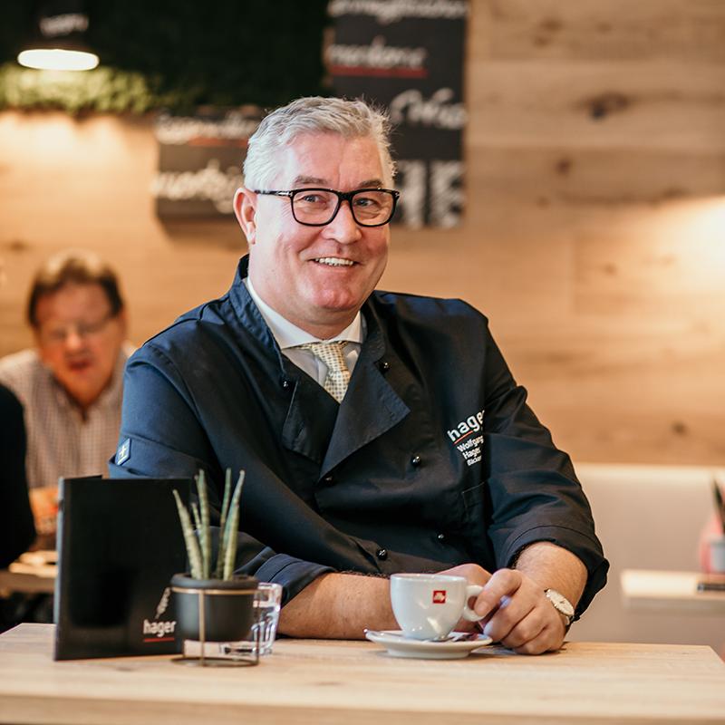 Bäckerei Hager neue Filiale St. Pölten Josefstrasse