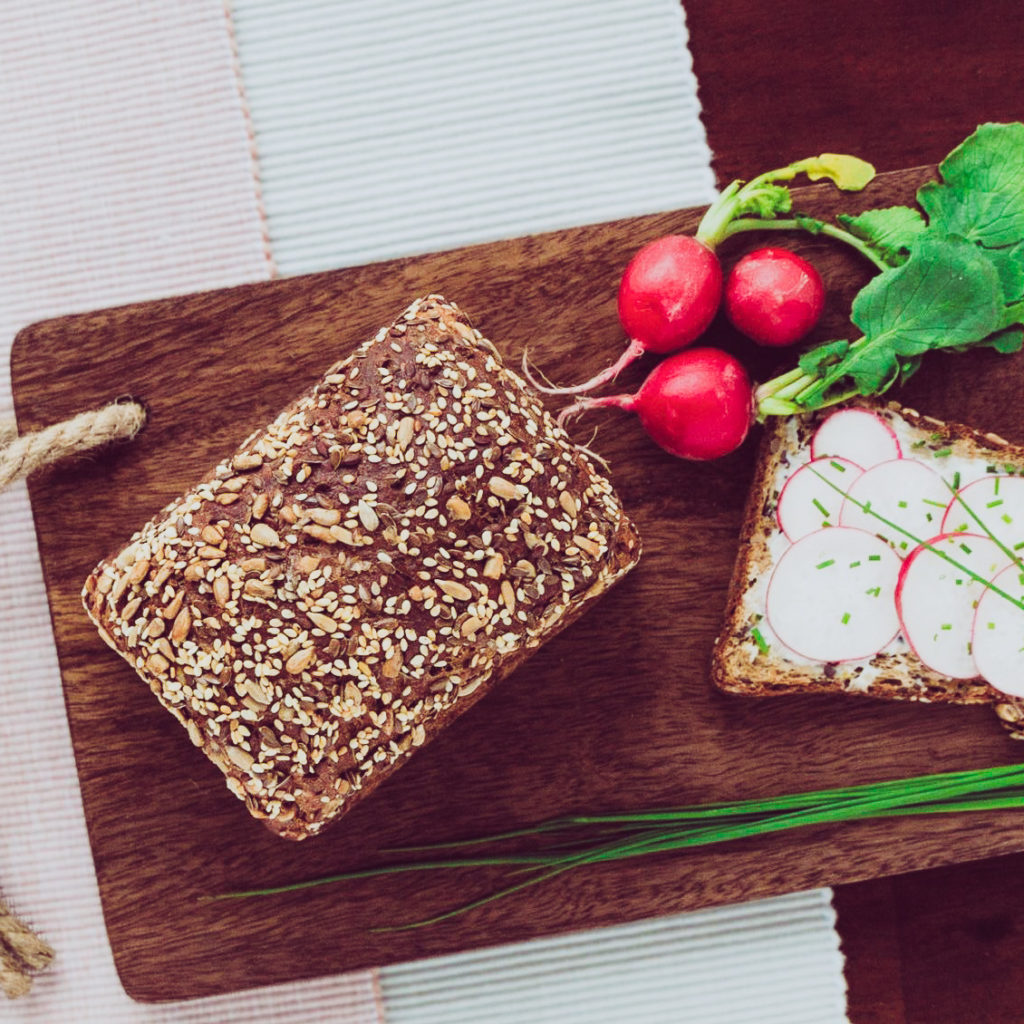 Bäckerei Hager Low Carb Brot