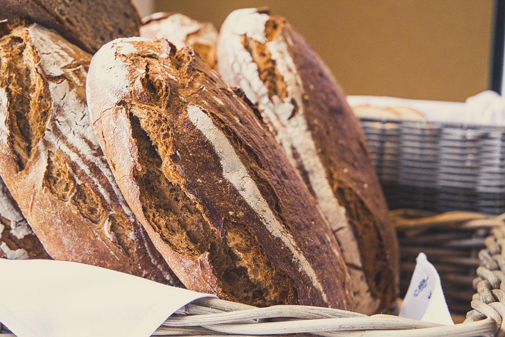 Wir widmen unserer Heimatstadt ein Brot: den Sankt Pöltner aus 100% regionalen Zutaten