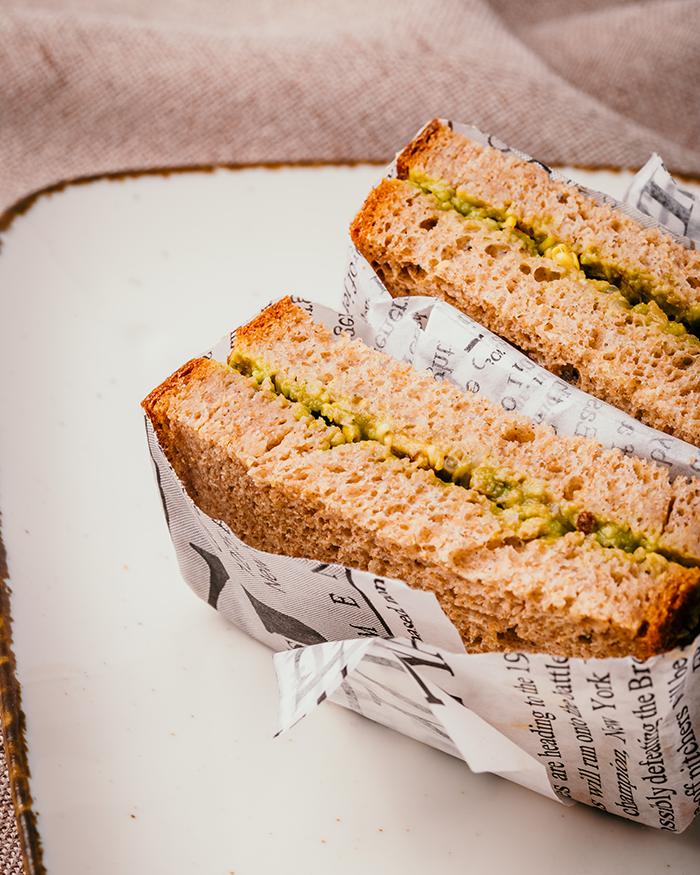 Bäckerei Hager Snack des Monats März Avocado