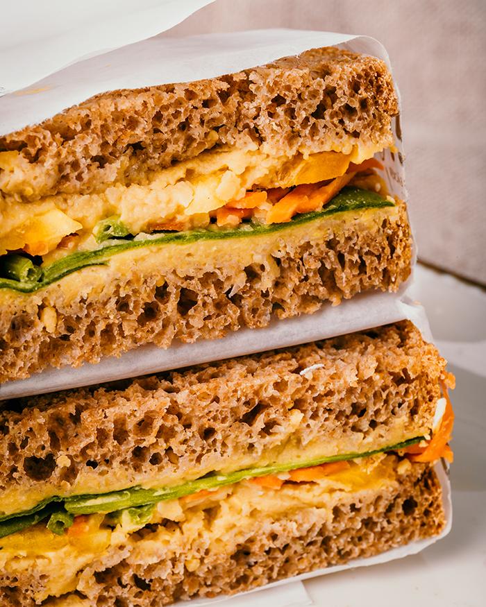 Bäckerei Hager Snack des Monats März Hummus