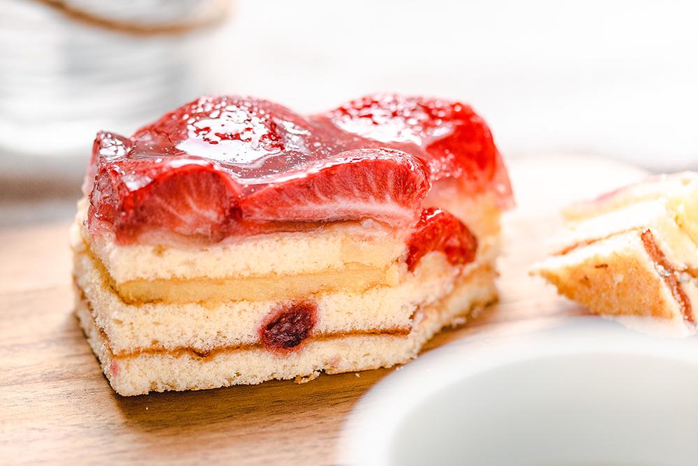 Unsere Erdbeer-Mehlspeisen mit Sankt Pöltner Erdbeeren