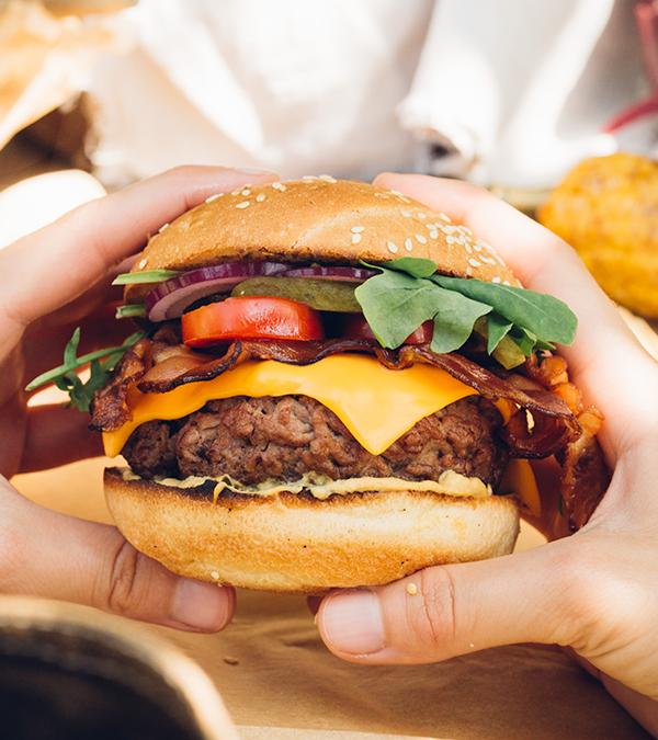 Burger-Genuss für daheim