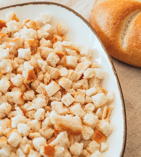 Altes Brot – viel zu schade zum Wegwerfen!