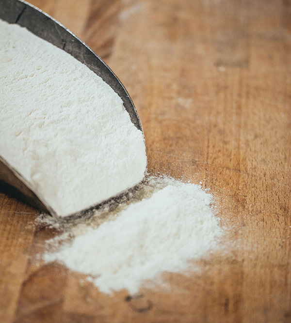 Die besten Zutaten für gutes Brot