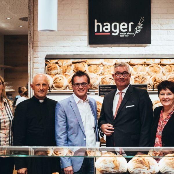Bäckerei Hager sorgt für frischen Brotduft in St. Leonhard