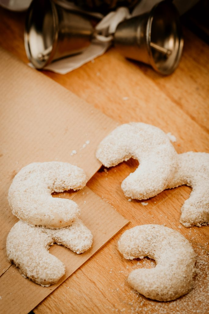 Bäckerei Hager Weihnachten Vanillekipferl
