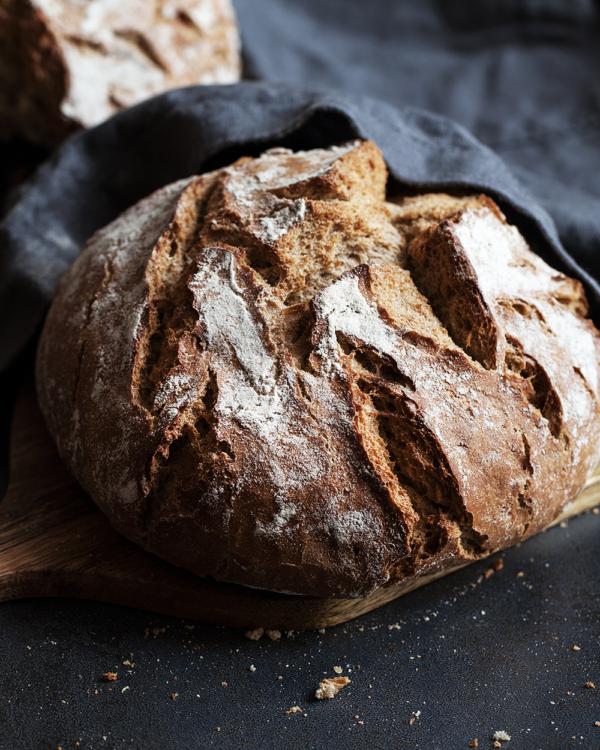 Zutaten, die in einem langzeitgeführten Brot nichts verloren haben