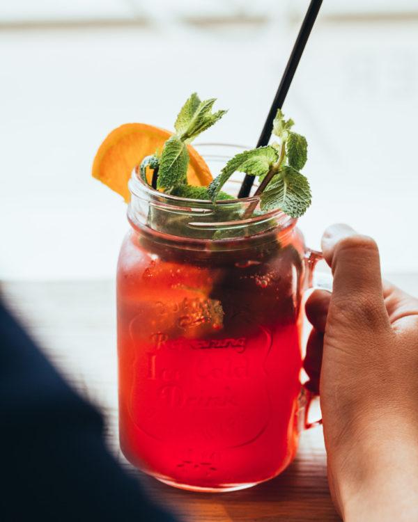 Sommer – Sonne – Trinken