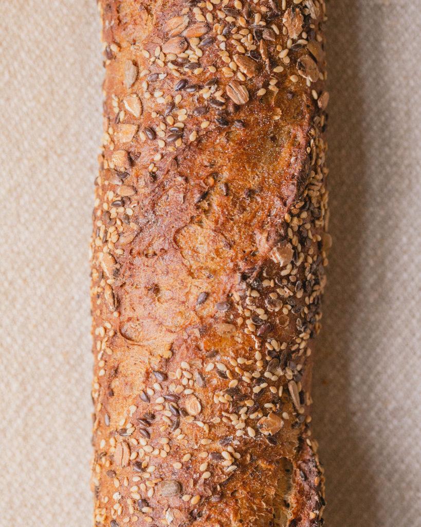 Bäckerei Hager handgemachtes Baguettes aus dem Steinofen