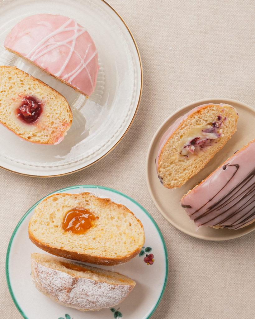 Bäckerei Hager Krapfen für jeden Geschmack