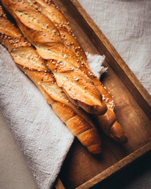 Bäckerhandwerk & Stangerl-Genuss