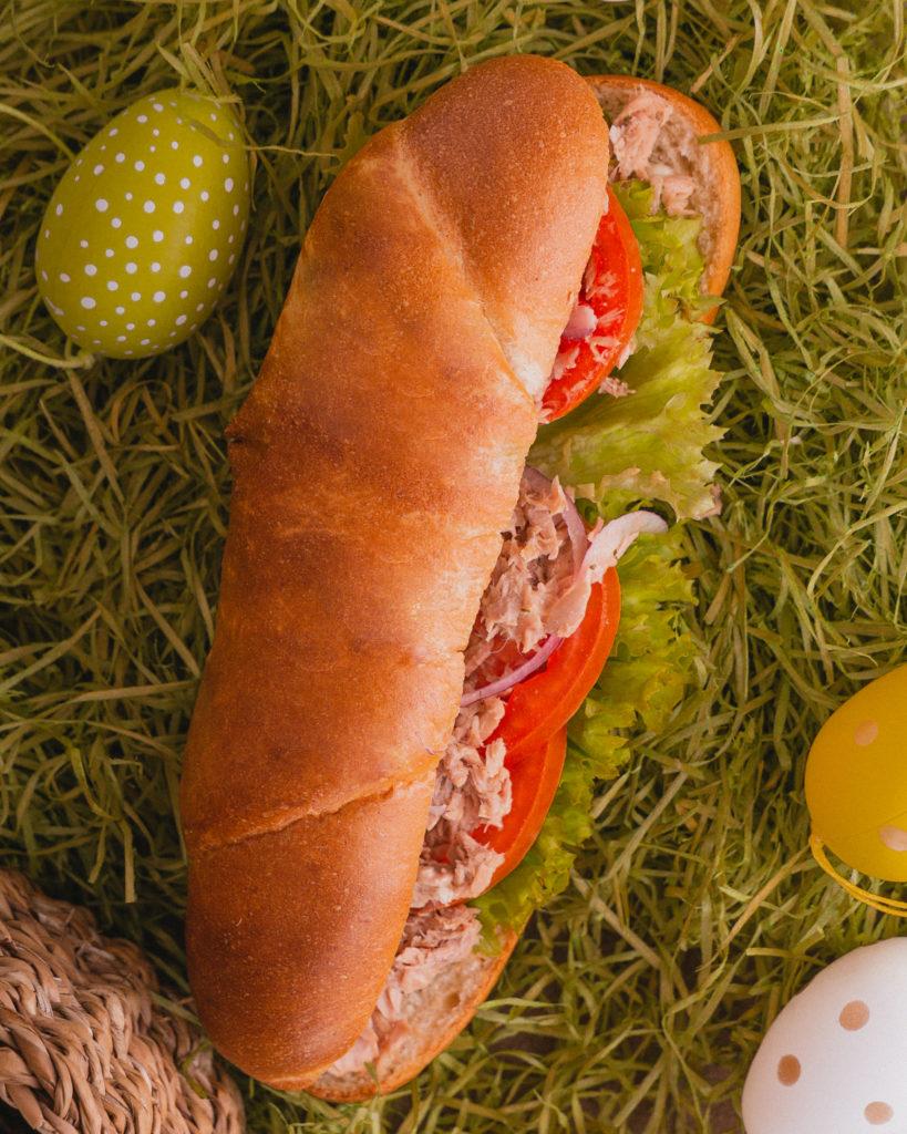 Bäckerei Hager Monatssnack im März