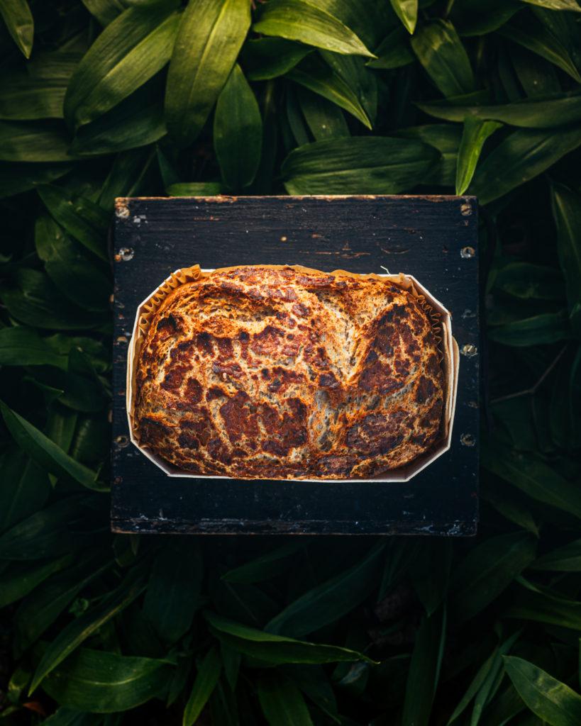 Bäckerei Hager Bärlauchbrot