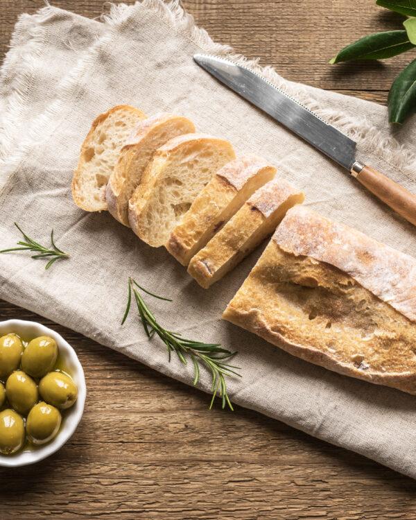 5 Urlaubsländer und ihr Brot und Gebäck